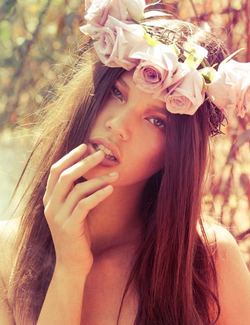 flower-roses-pretty-cover-girl