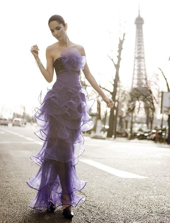 purple-dress-and-paris-armani