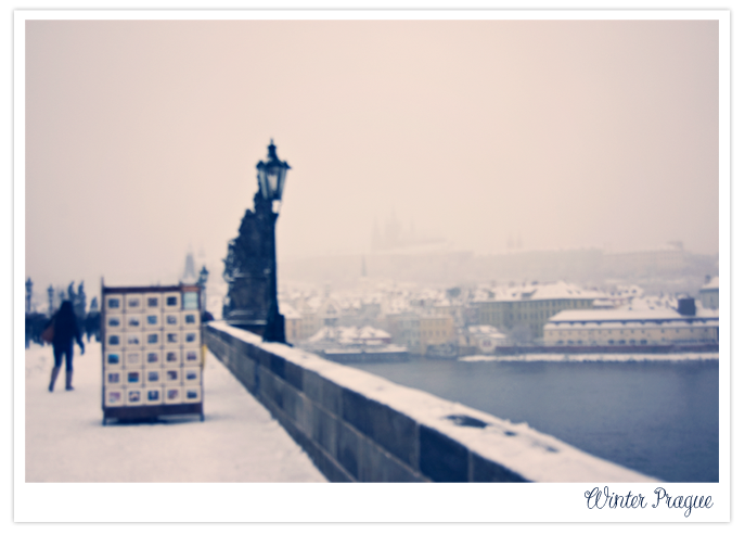 winter-prague