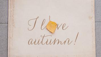 I-love-autumn