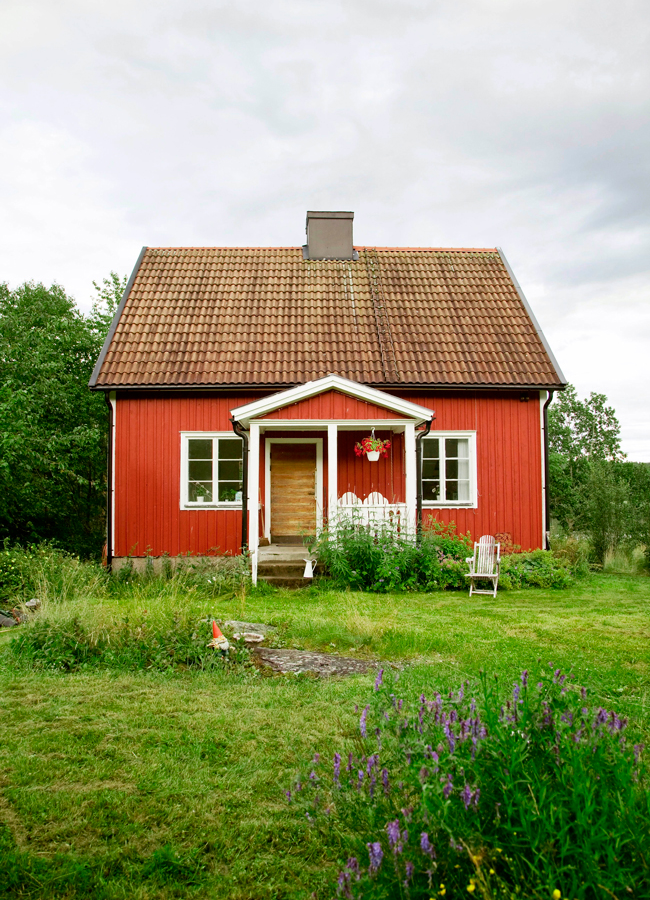 small summer cottage in sweden 79 ideas