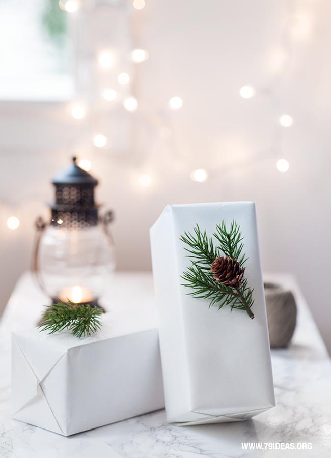 diy christmas wrapping idea 79 ideas. Black Bedroom Furniture Sets. Home Design Ideas